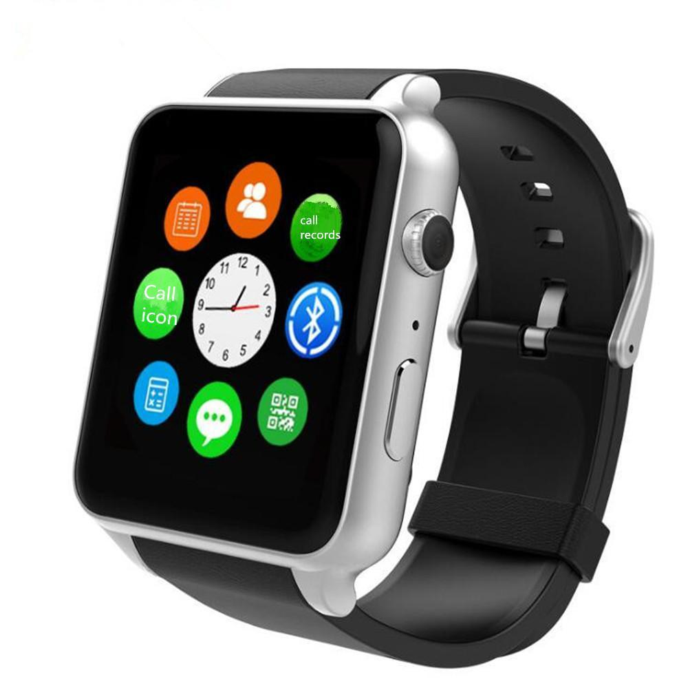 SmartFit Live - HR Sports Smart Watch with HD Camera