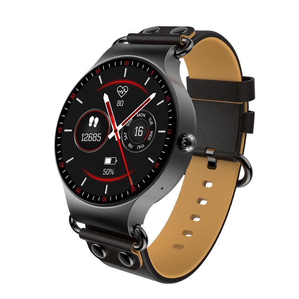 SmartFit Premium - GPS High performance Wide screen Smart Watch