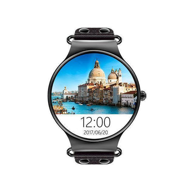 Smartwatches SmartFit Premium - GPS High performance Wide screen Smart Watch