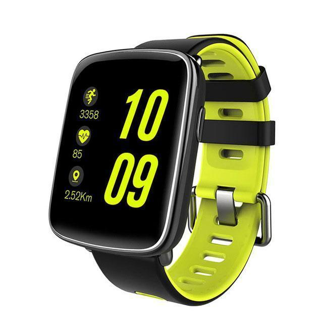 SmartFit Wide - Large screen Sport Smart Watch - By Epiktec