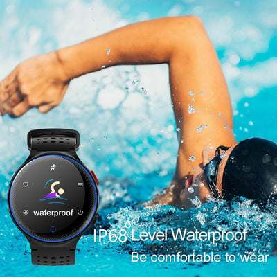 Smartwatches Smartwatch Heart Rate Tracker Waterproof Ultra-long Standby For IOS Android Phone Smart Watch