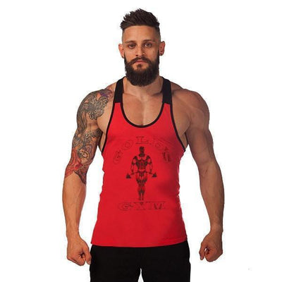 Tees + Tanks Gym Singlets Tank Tops - Sports Clothes