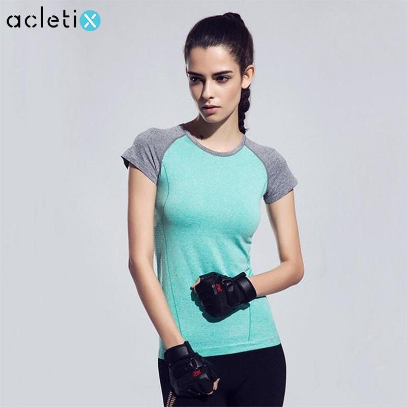 Tees + Tanks Quick Drying Compression Sports T-shirt