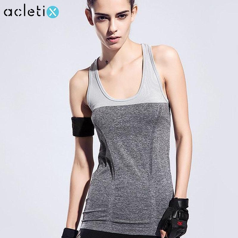 Tees + Tanks Women's Thin Fitness Tank Top