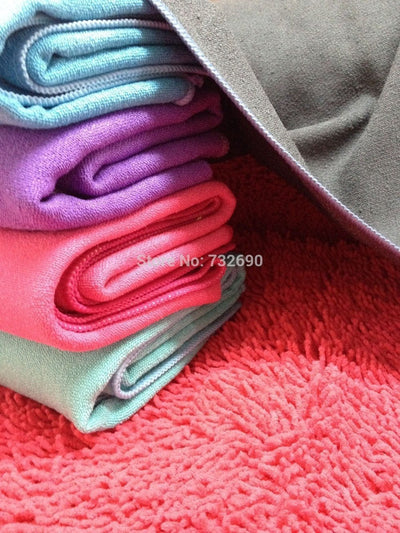 Towels Superior Quality Washable Microfiber Yoga Towel