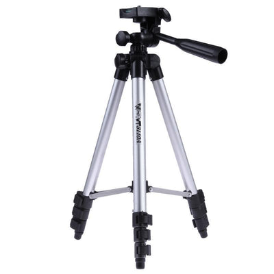 Tripods Professional Adjustable Video Tripod Unversal Aluminum Camera Stand Stabilizer