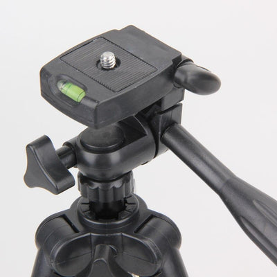 Tripods Universal  Mount Screw Camera Tripod Professional Adjustable  Aluminum Stabilizer Stand