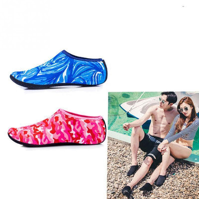 Upstream Shoes Swimming Water Shoes Men Women Beach Shoes Adult Unisex Flat Soft  Sneakers