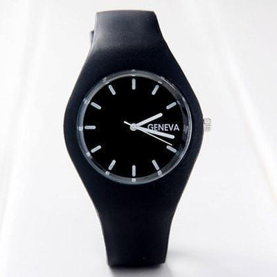 Watches Casual Geneva New Quartz Sports Watch - Silicone Candy Colored