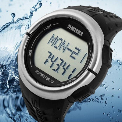Watches FitPro Sport HR Watches, Heart Rate Monitor Pulse, Calories Counter, Pedometer and more.