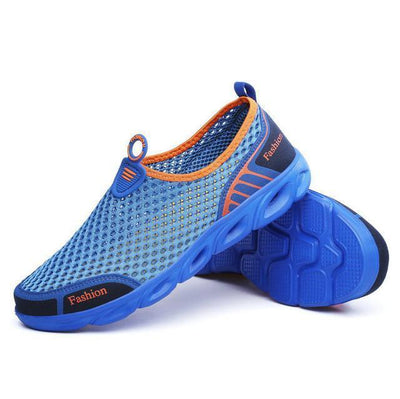 d80e7f407cca Water Shoes Mesh Aqua Sneakers Hiking Sandals Breathable Yellow