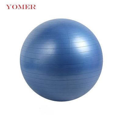 Yoga Balls 65cm PVC Pilates Fitness Gym Yoga Ball for Sport Training Exercise Balance