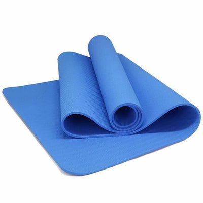 Yoga Gears 4 to 6 MM Thick Non-Slip Yoga Mat