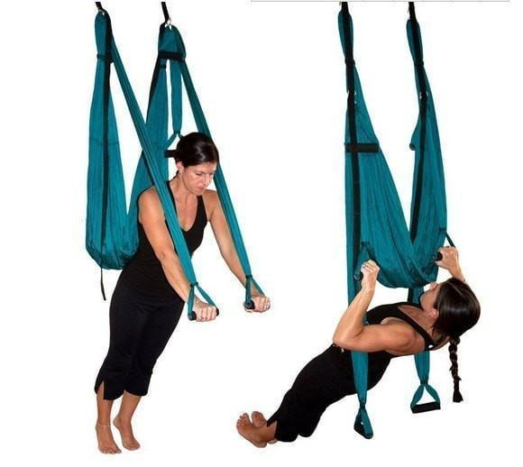 Aerial / Flying Yoga Swing  Set
