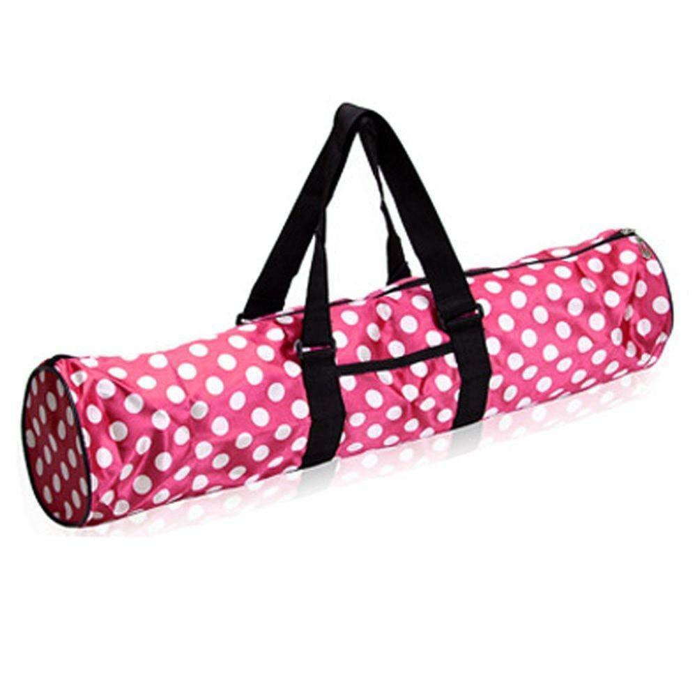 Polka Dot Waterproof Yoga Mat Carrier Bag