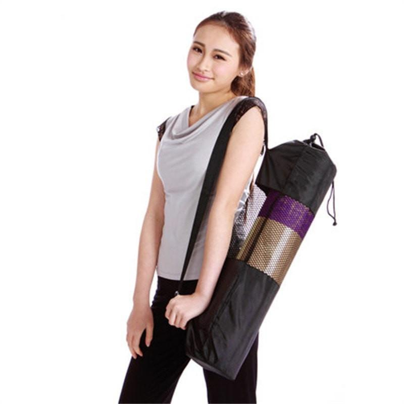 Yoga Mat Bag Carrier - Strong and washable Nylon