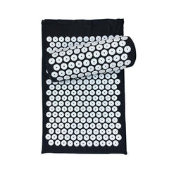 Buy Acupressure Mat & Pillow Set Back/Neck Pain Relief