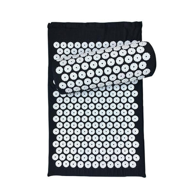 Base Yoga Acupressure Mat And Pillow/acupuncture Mat For And Tension Release Mat Health & Beauty