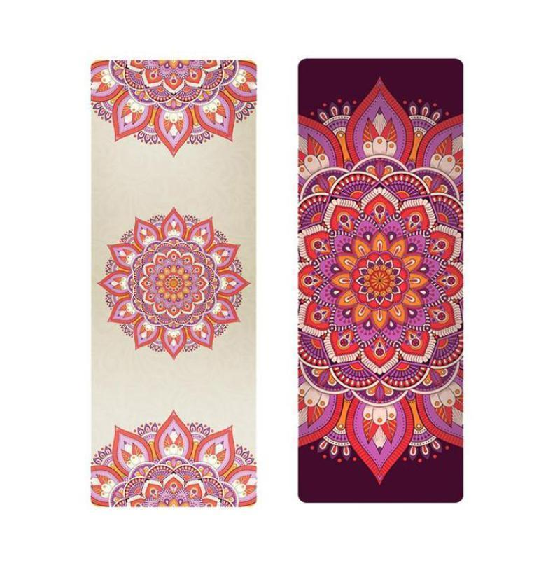 Mandala Unique Design Anti-Slip Yoga Mat