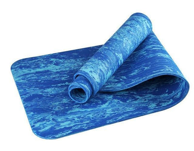 Yoga Mats Body Building 183*80*0.8cm TPE Non-Slip Camouflage Yoga Mat Exercise Fitness Mat Eco-friendly  Yoga Mats