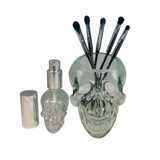 Dark Magic Skull Brush Set
