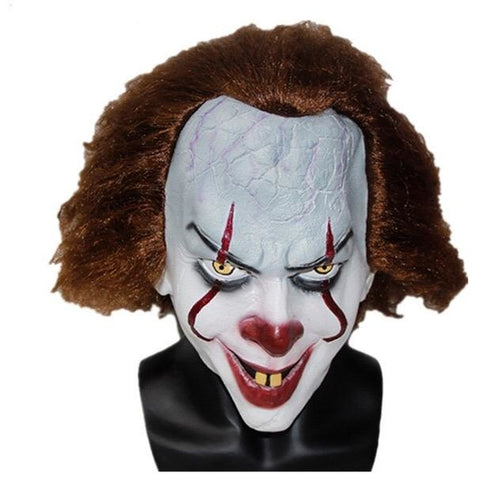 Pennywise IT Clown Mask