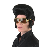 Giant Monster Pompadour Elvis Wig