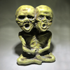 Siamese Twin Egyptian Pygmy Mummy