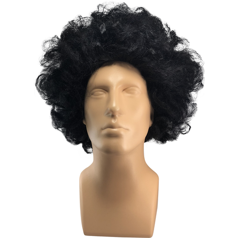 70's 80's Wavy Large Afro