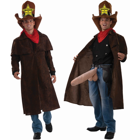 Cowboy Penis Funny Costume