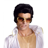 Greaser Pompadour 50s Rock Star Wig