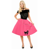 Poodle Skirt 50's Costume