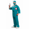 Surgeon Scrubs Doctor Costume