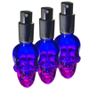 60ml Set of Glass Skull Spray Bottle