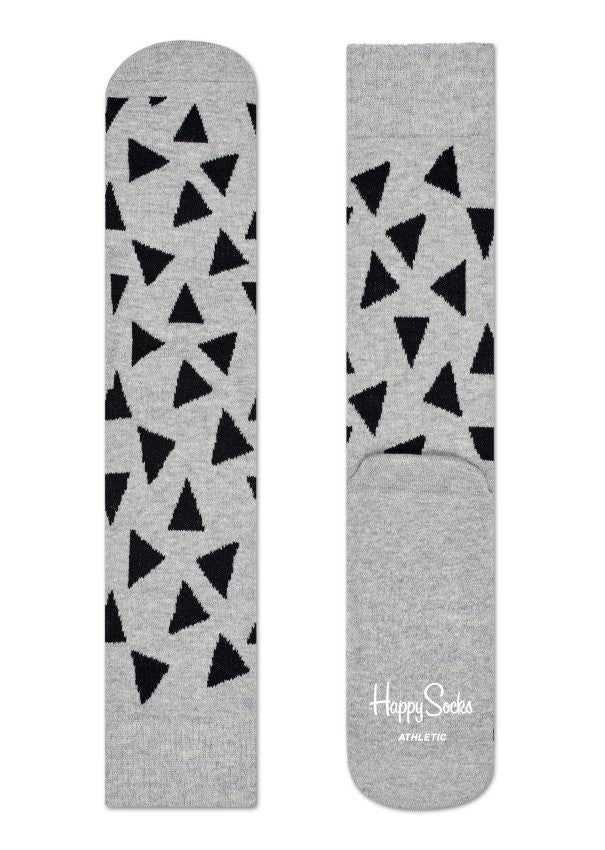 ATHLETIC TRIANGLE SOCK - Sneaker Rise