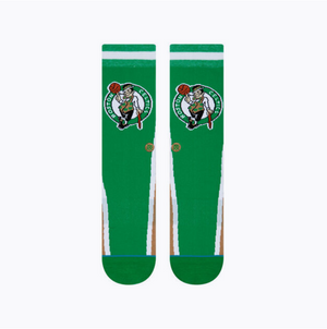 Stance Socks - NBA BOSTON CELTICS HWC WARMUP SOCKS M545B19CEL.GRN