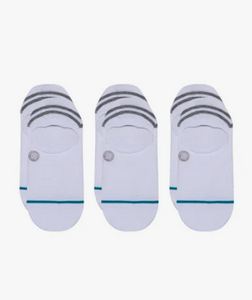 STANCE GAMUT 2 (3 PACK) (White) Super invisible