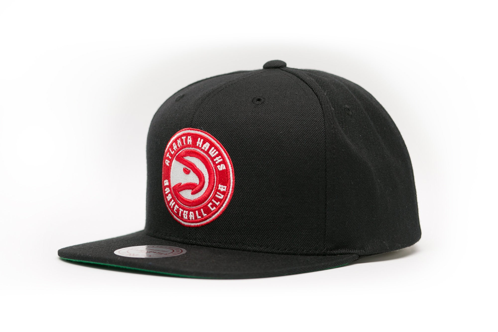 huge discount dc1c7 221e6 ATLANTA HAWKS MITCHELL   NESS NBA TEAM LOGO SNAPBACK CAP HAT , SNAPBACKS, -  Sneaker