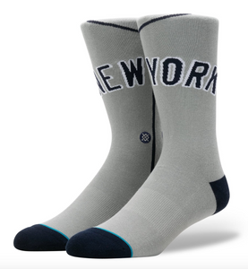 Stance Socks - NEW YORK YANKEES AWAY JERSEY