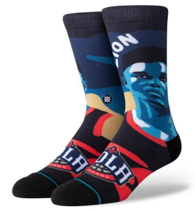 Stance Socks - ZION WILLIAMSON