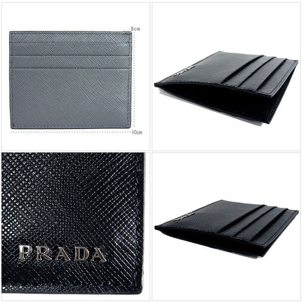 Men's PRADA card holder wallet2MC223