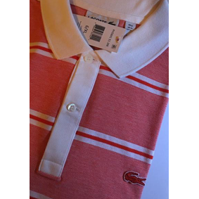 Men's Lacoste Polo slim fit size 6 (XL)