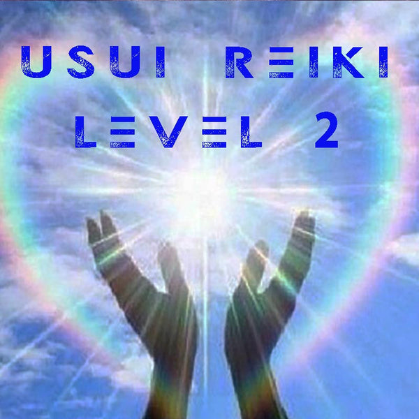 Usui Reiki Level 2