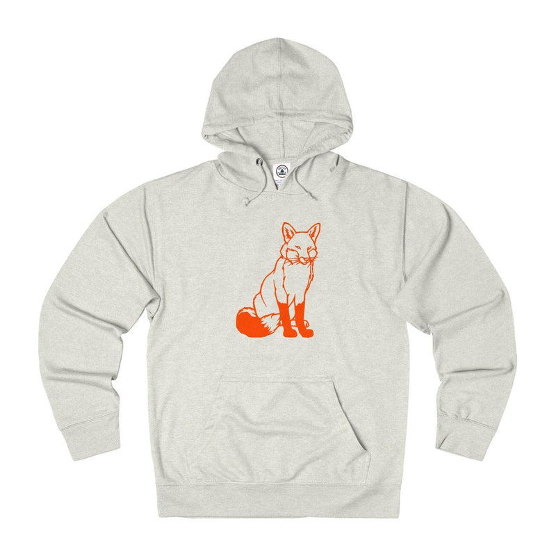 Unisex Sunny Shapes French Terry Hoodie Sweat Shirt Hoodie