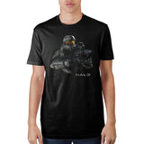Halo Master Chief Black T-Shirt  Sunny Shapes: Online Shopping for Furniture, Crafts, Home Decor...