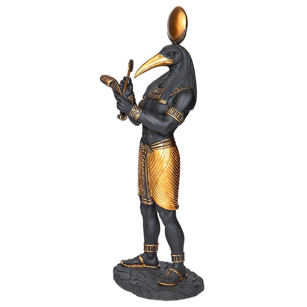 Thoth The Scribe God Of Knowledge Statue Home Decor