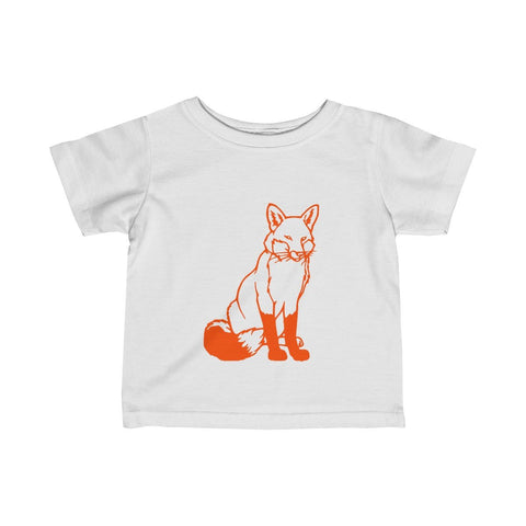Infant Sunny Shapes Clever Mr. Fox,  Fine T-Shirt Kids clothes Sunny Shapes: Online Shopping for Furniture, Crafts, Home Decor...