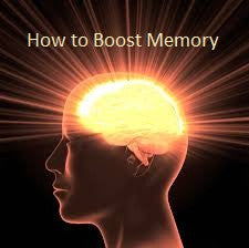 Learn how to boost memory through the following tips!