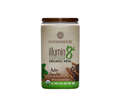 illumin8 Complete Super Food Aztec Chocolate 1kg Sunwarrior
