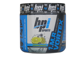 1.M.R VORTEX PRE WORKOUT 50 SERVES Blueberry Lemon Ice-BPI SPORTS